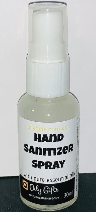 Hand Sanitizer Spray 70% alcohol