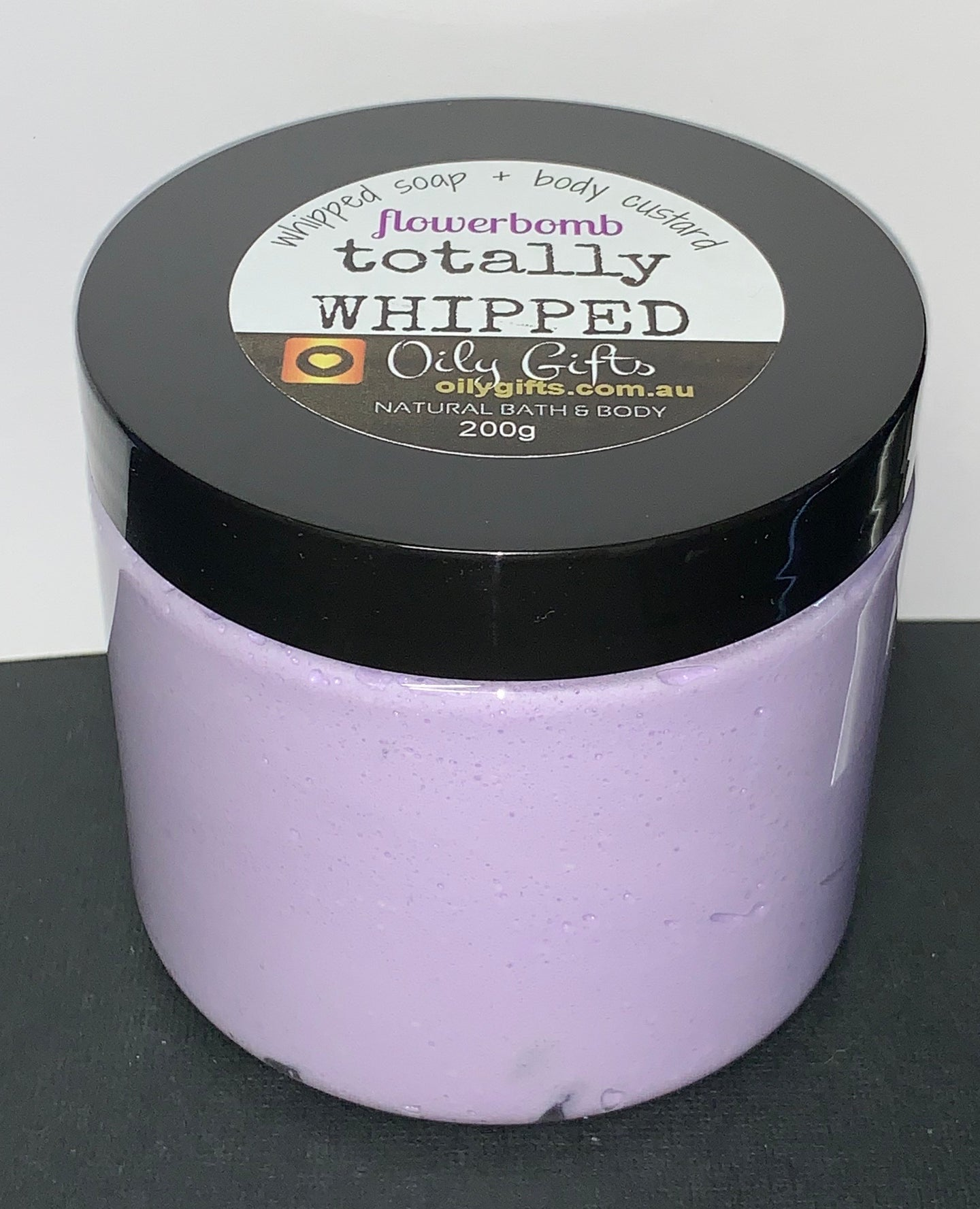 Totally Whipped Soap 200g