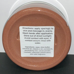 Glow Cocoa Natural Bronze Effect Body Custard