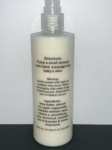 Nourishing BABY LOTION ~Oily Baby~
