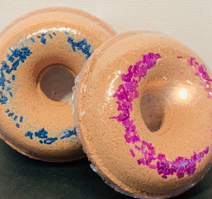 Chocolate Donut Bath Bomb