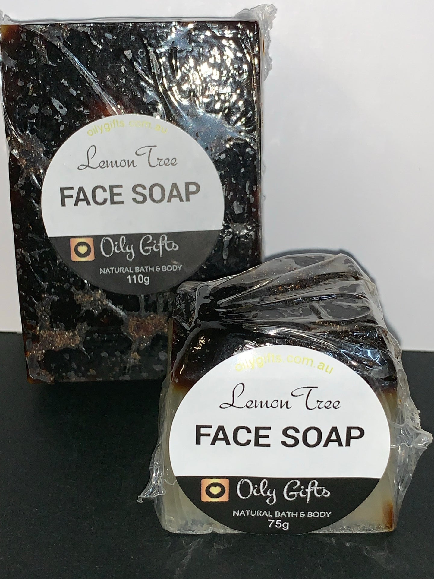 LemonTree Face Soap Bar