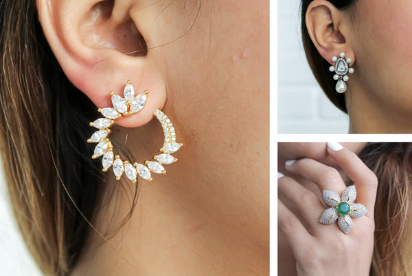 best designer earrings