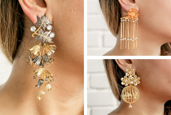 best designer earrings 2020