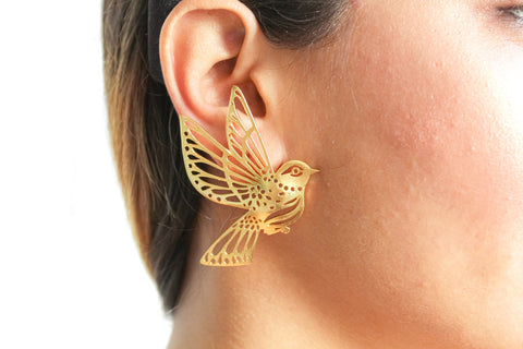 bird-earrings