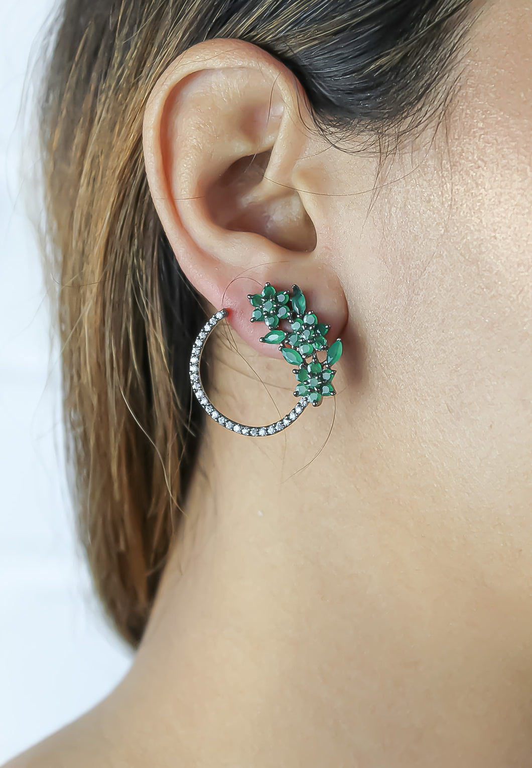 Salamander Earrings