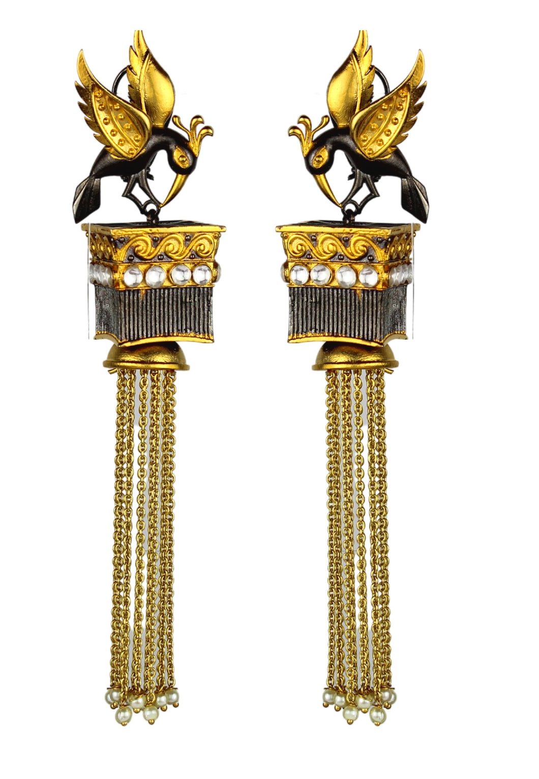 Jatayu Earrings
