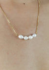 Pearl Surfer Pearl Necklace