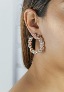 Andaja Hoop Earrings