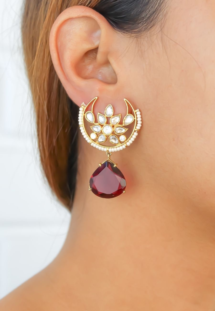 Odra Tribe Earrings