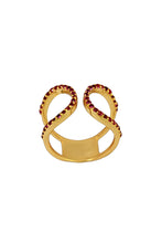 Load image into Gallery viewer, Baroque Glass Earrings