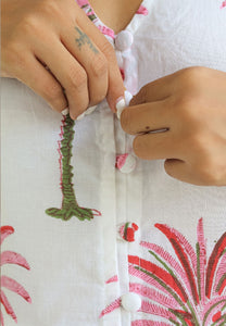 Southern Eucalipt Earrings