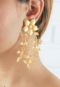 Sevillian Blossom Earrings