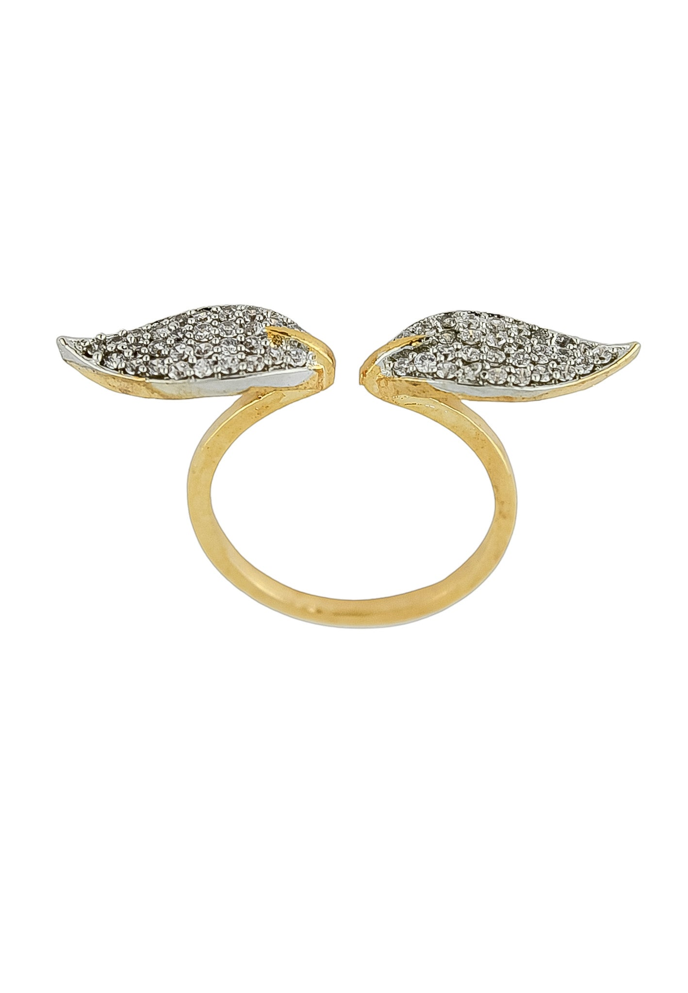 Zircon Sprout Ring