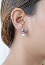 Load image into Gallery viewer, Reina Silver Earrings