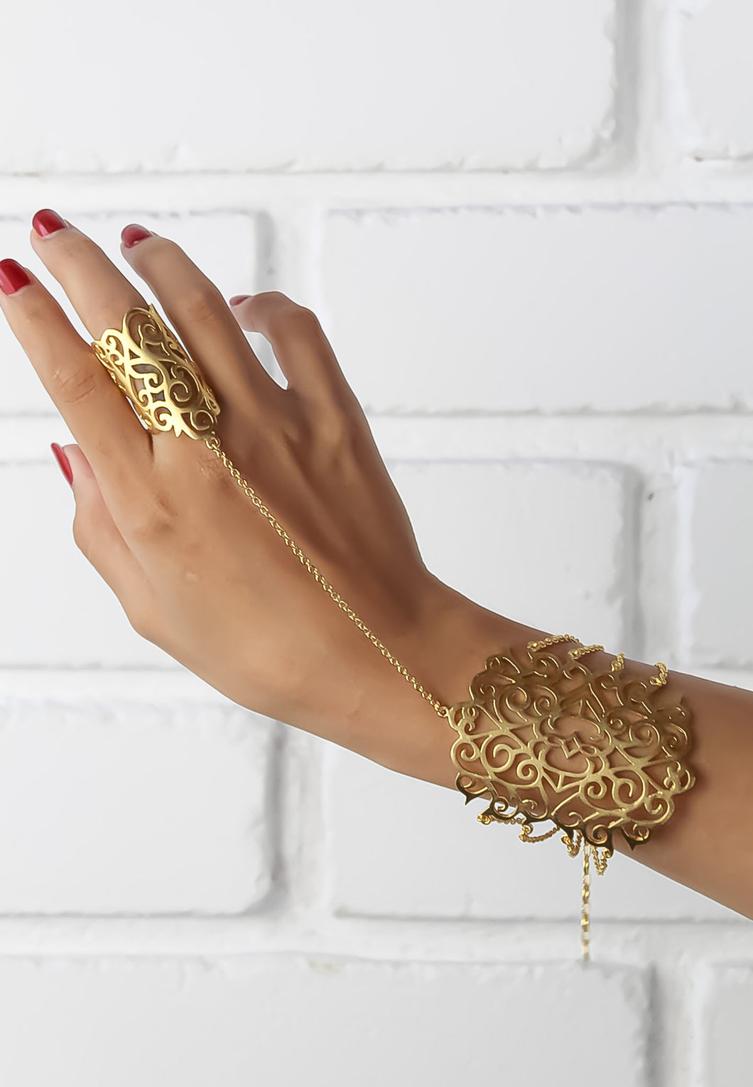 Priyanka Bracelet and Ring