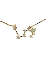 Ladda bilden i gallerivisaren, Leo Necklace with Peridot