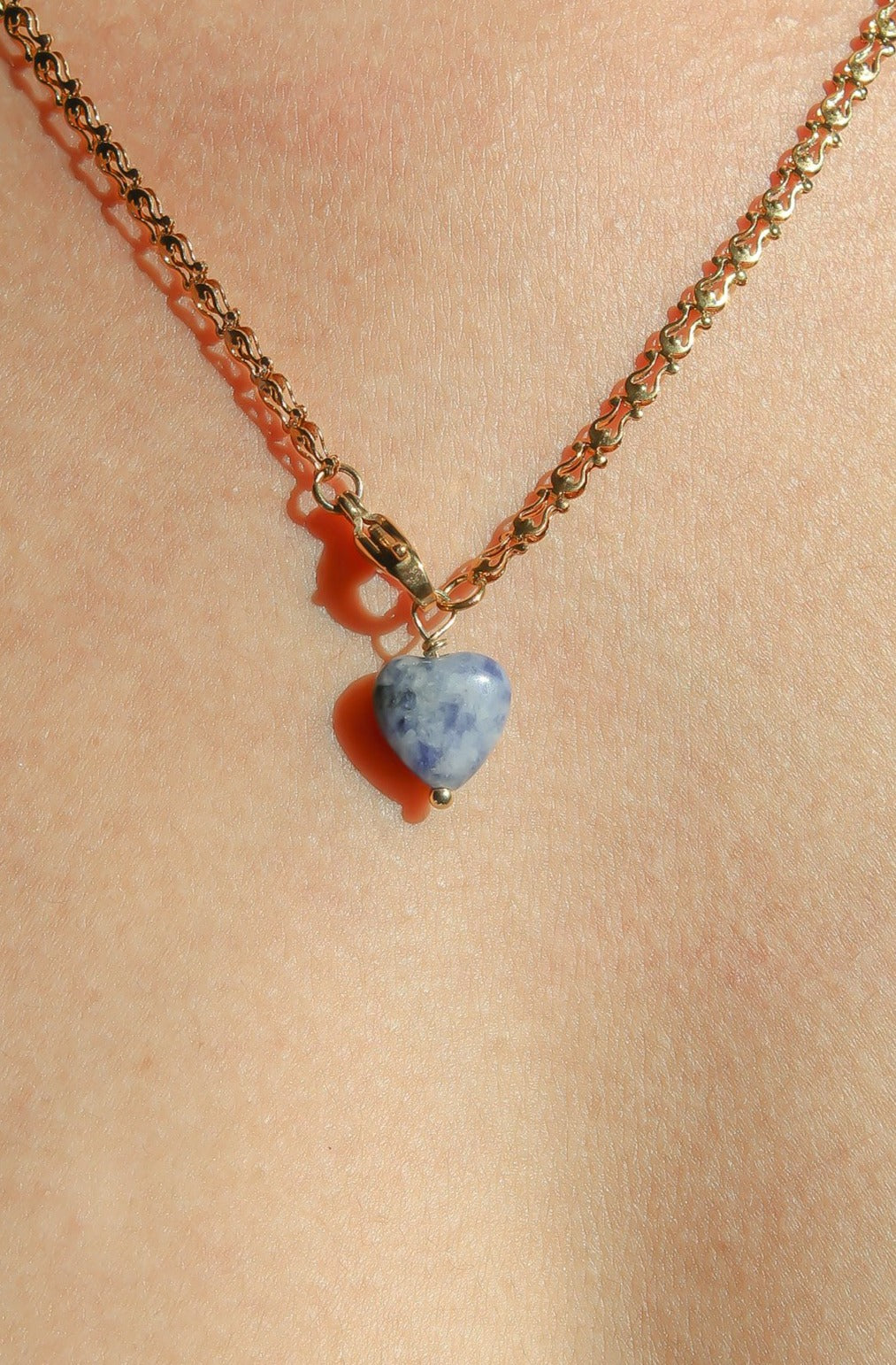 Infinite Love Stone Necklace