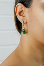 Load image into Gallery viewer, Golden Benares Earrings