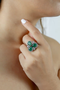 Cloverfield Ring