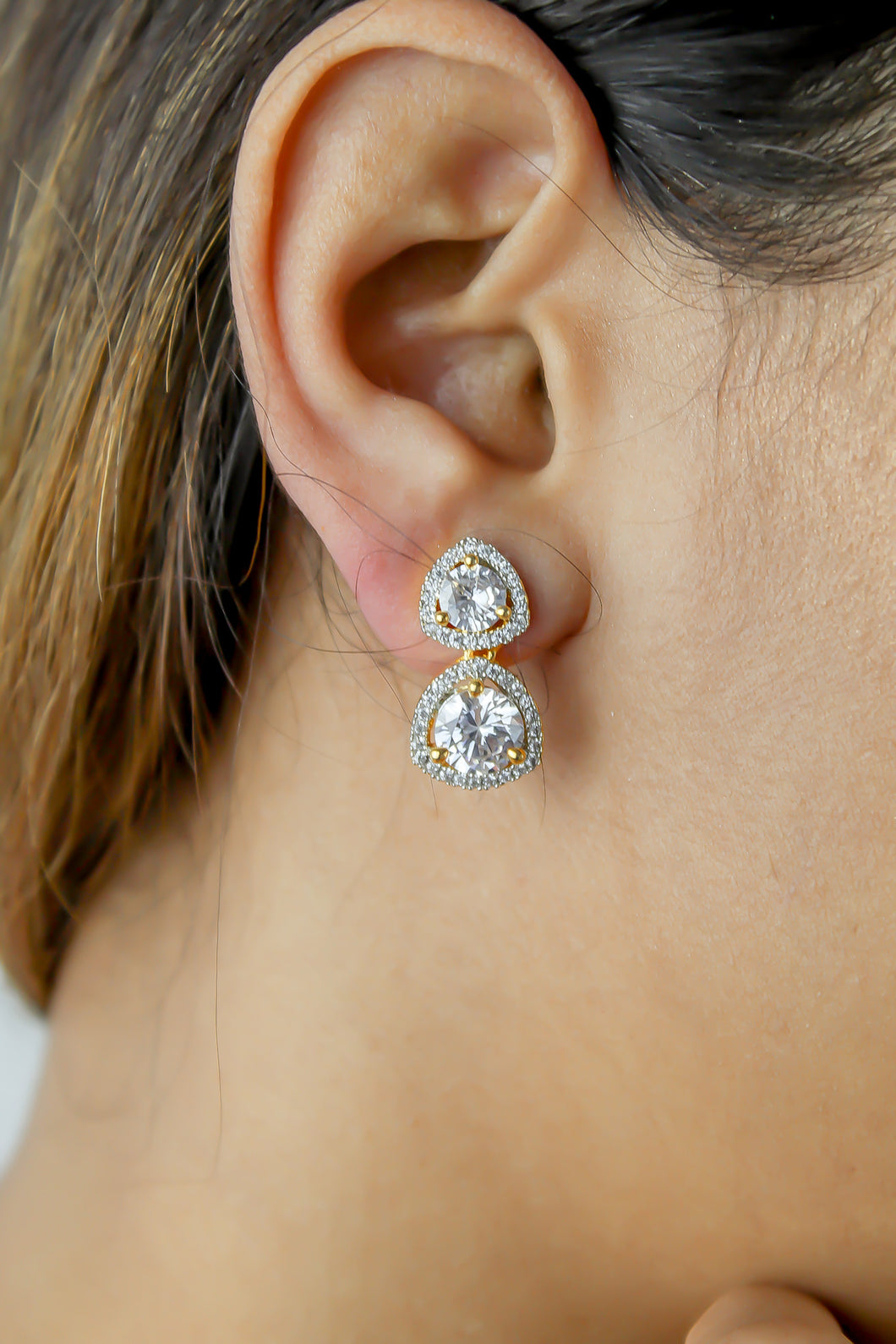 Nikobar Stone Earrings