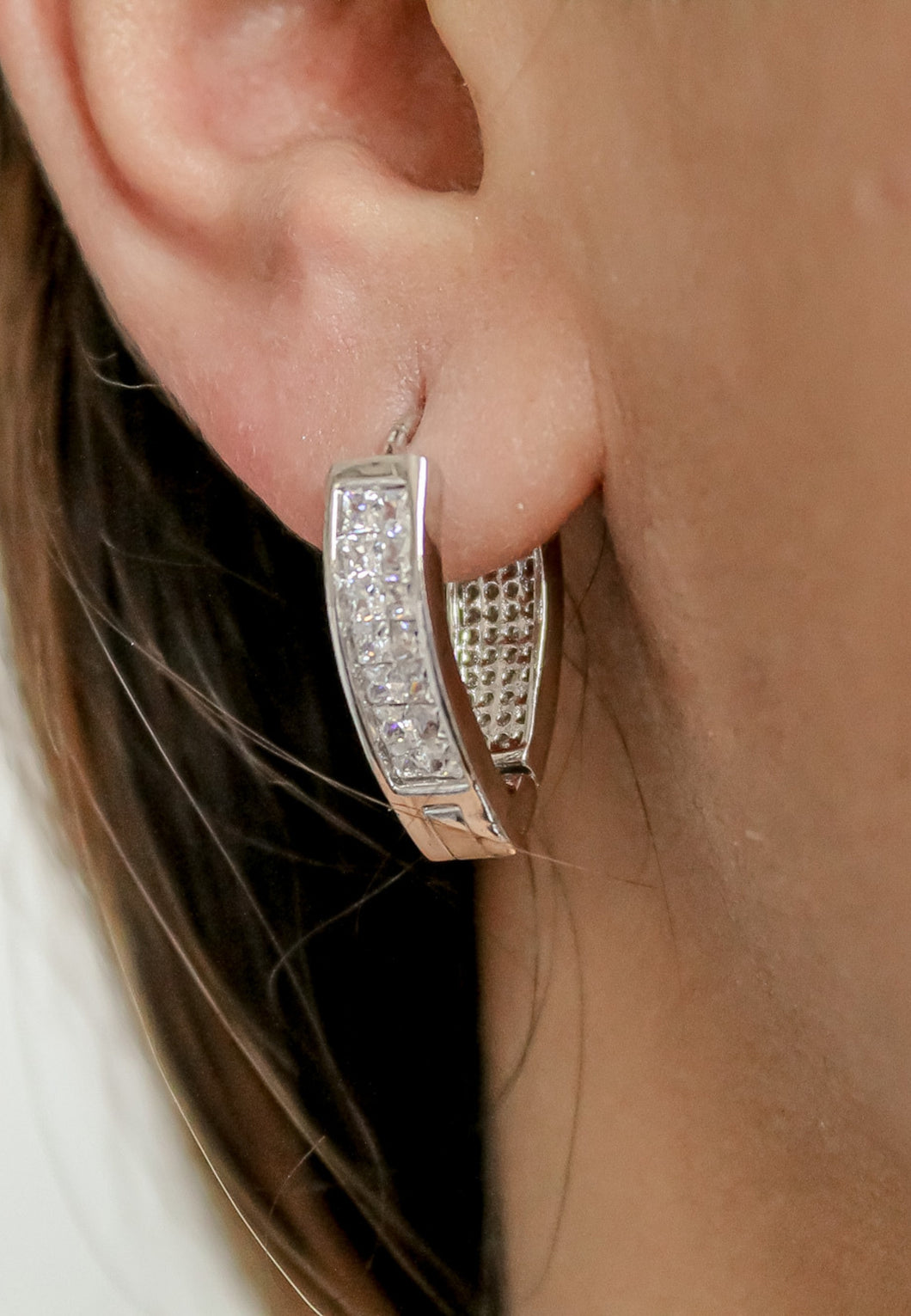 Magic Mirror Earrings