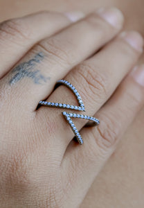 Maldive X Ring