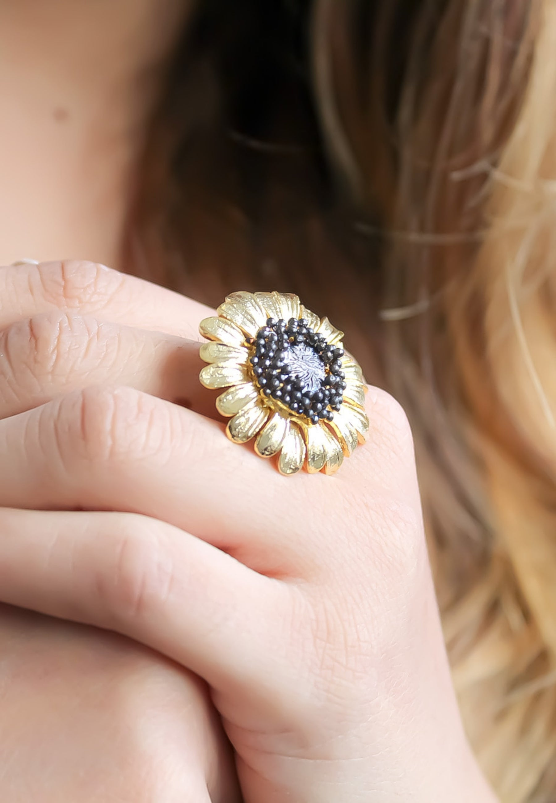 May Flower Ring