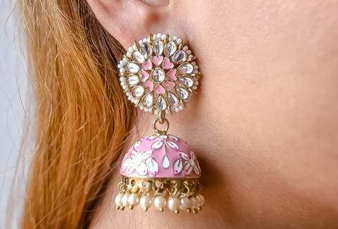 big earrings