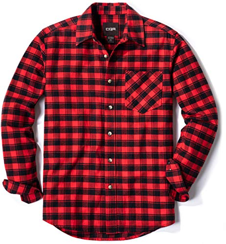 All Cotton Flannel Shirt