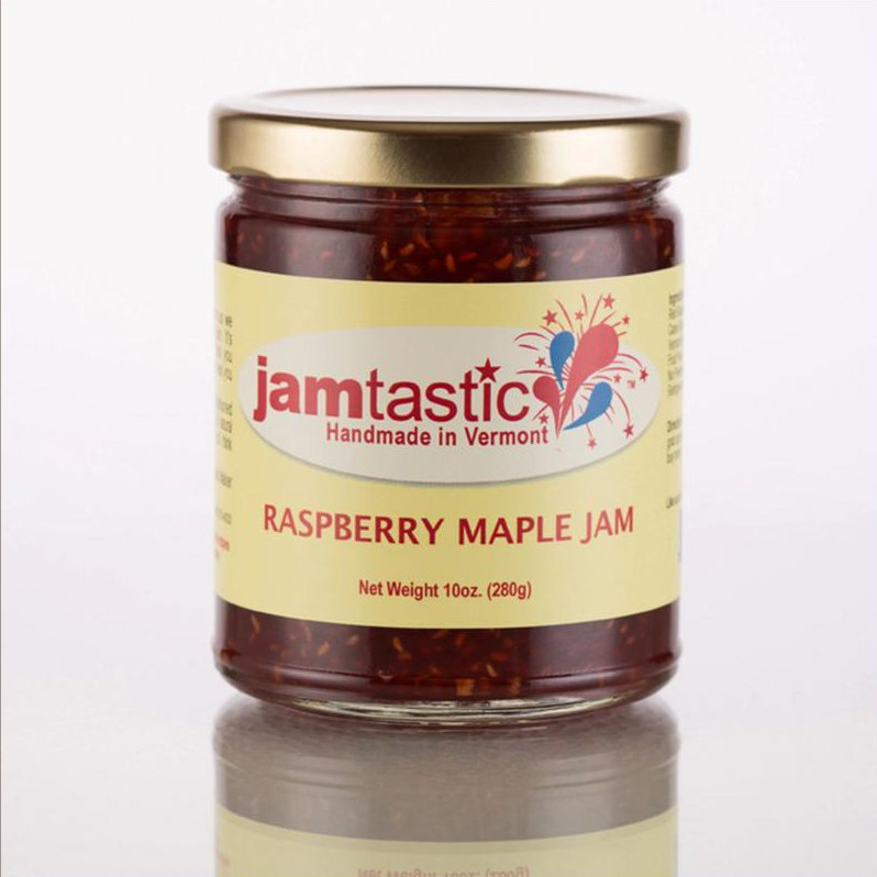 Raspberry Maple Jam