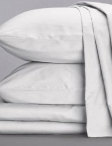 Sage Sleep Sateen Organic Cotton Sheet Set