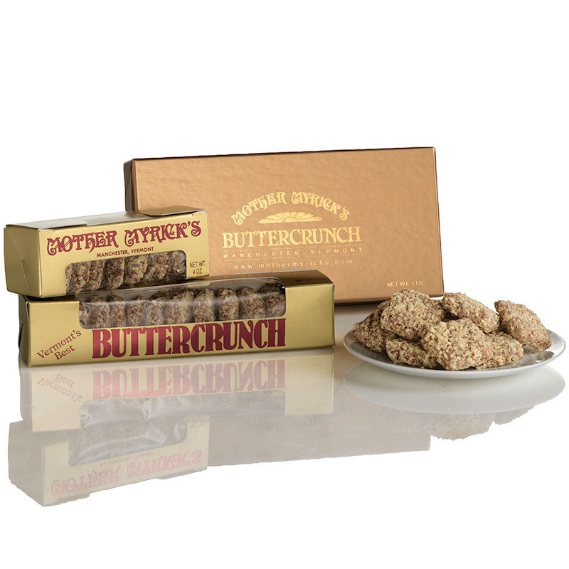 Mother Myrick's Buttercrunch Chocolate