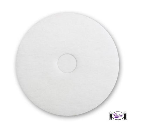 White Polishing Floor Pad - Reinol NZ Ltd.