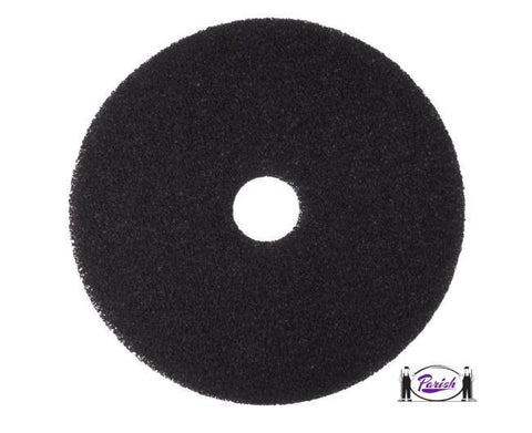 Black Floor Stripping Pads - Reinol NZ Ltd.