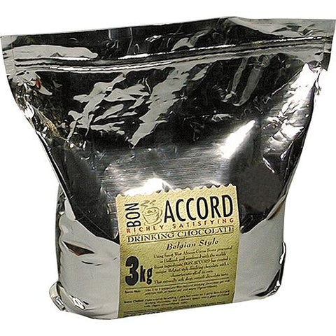 Bon Accord Drinking Chocolate - 3kg - Reinol NZ Ltd.