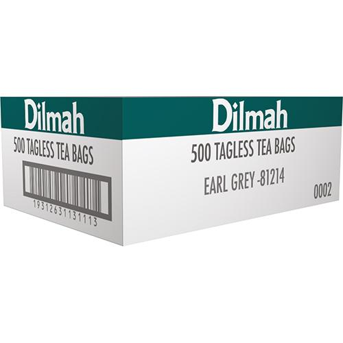 Dilmah Earl Grey Tagless Tea Bags 500EA - Reinol NZ Ltd.