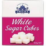 Chelsea White Sugar Cubes - 454g - Reinol NZ Ltd.