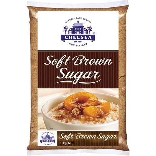 Chelsea Soft Brown Sugar - 1Kg - Reinol NZ Ltd.