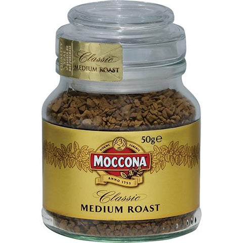 Moccona coffee Instant Freeze Dried 50G - Reinol NZ Ltd.