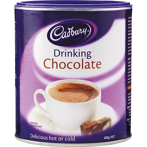 Cadbury Drinking Chocolate - 400G - Reinol NZ Ltd.