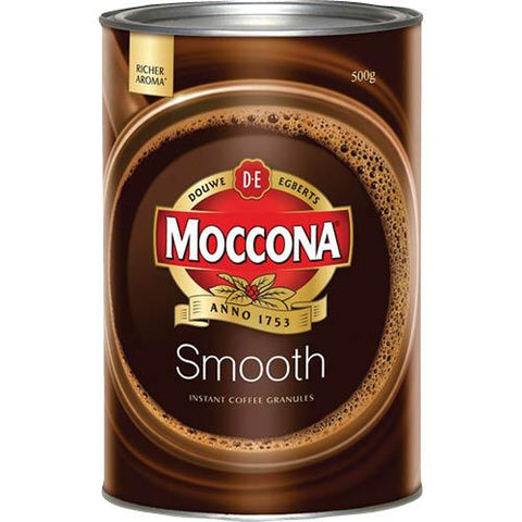 Moccona Instant Smooth Coffee - 500g - Reinol NZ Ltd.