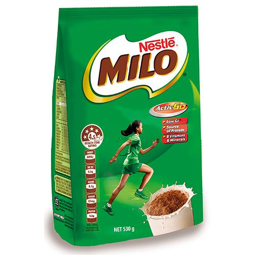 Nestle Milo Energy Food Drink - 530g - Reinol NZ Ltd.
