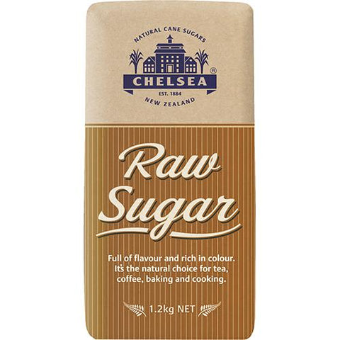 Chelsea Raw Sugar - 1.2kg - Reinol NZ Ltd.