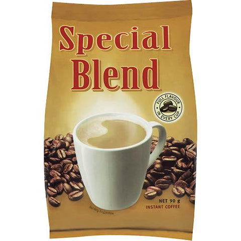 Special Blend Instant Coffee - 90g - Reinol NZ Ltd.