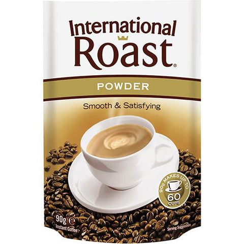 International Roast Instant Coffee Powder - 90g - Reinol NZ Ltd.