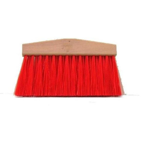 Gem Broom - Wooden Back with Handle - Reinol NZ Ltd.