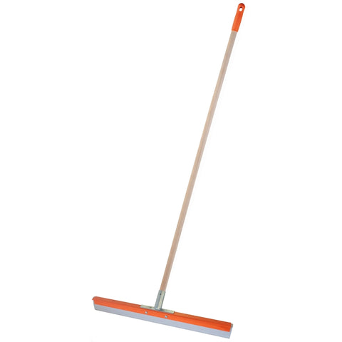 Raven Floor Squeegee Heavy Duty 600mm with Wood Hdl  - Reinol NZ Ltd