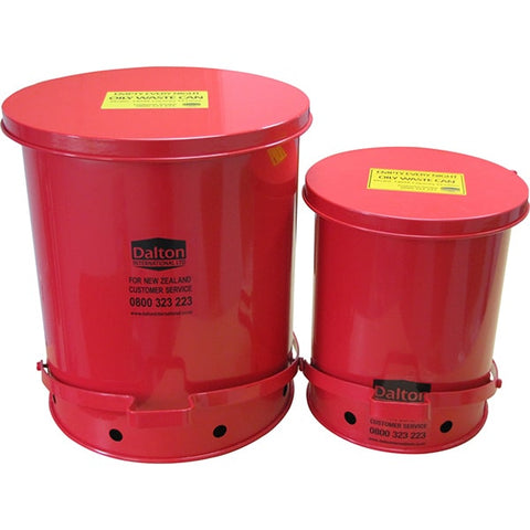 Oil Waste Can 23L - Reinol NZ Ltd.