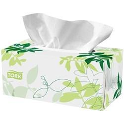 Tork Prem Soft Facial Tissues-2170303-2 Ply-Bx 224-Carton of 24 Bxs - Reinol NZ Ltd.